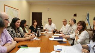 Autorizaron las obras de readecuación en la zona operativa aduanera de Sáenz Peña