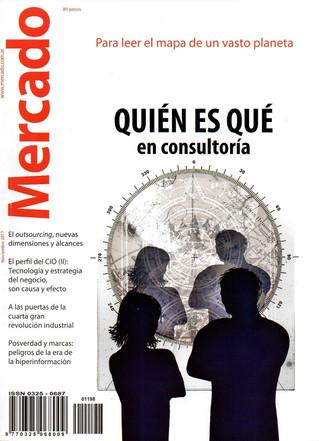 Reconocimiento de la Revista Mercado a Staszewski & Asoc.
