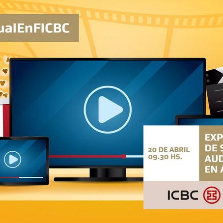 FICBC y exportación servicios audiovisuales