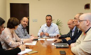 Reunión Mesa COMEX