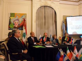 XVIII encuentro FAEOPAL - Jornada de intendentes