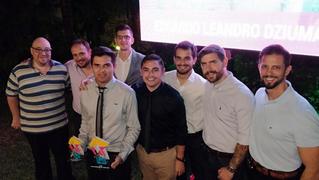Premio al empresario joven del año