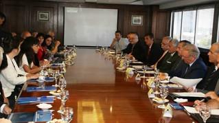 Cámaras de Comercio Exterior de todo el país se reunieron en la CAC