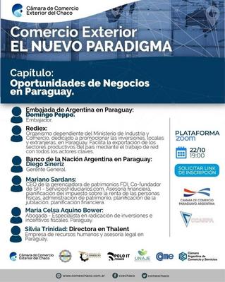 Oportunidades en Paraguay