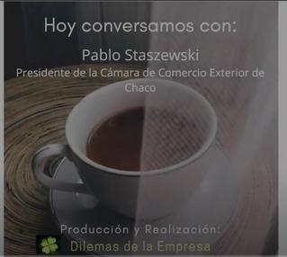 Entrevista con Federico Mondeló