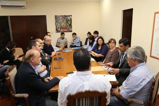 Mesa COMEX con la Dirección General de Aduanas