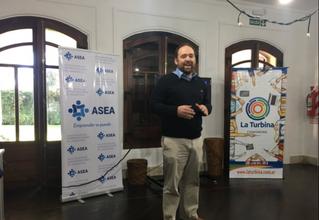 ASEA realizó un encuentro de emprendedores del NEA