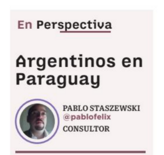 Nota escrita para el diario 5 Días de Paraguay
