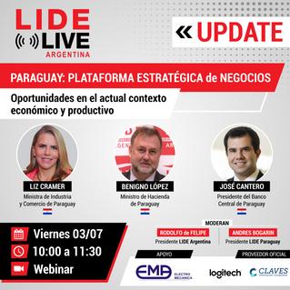 LIDE Paraguay y Claves