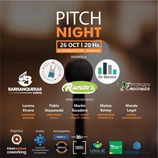 Pitch Night INteractiva - ASEA