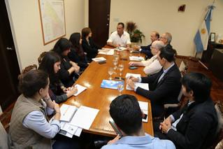 Nueva reunión de la Mesa COMEX