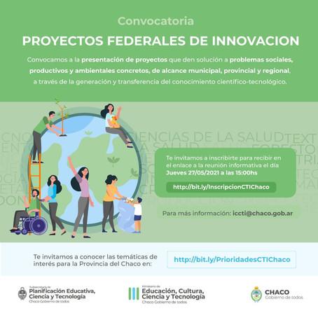 Proyectos Federales de Inversión