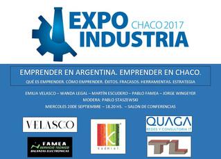 Charla en Expo Industria 2017