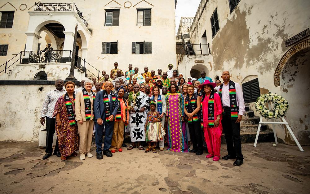Ghana Congressional Delegation