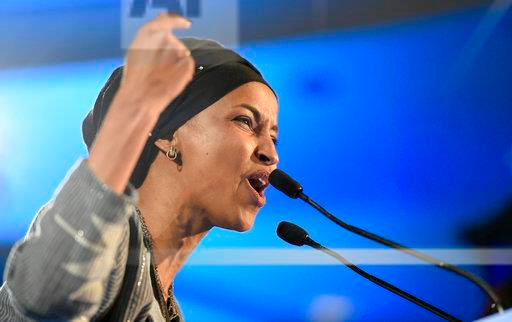 Ilhan Omar, Minnesota (Photo Credit: AP Images)