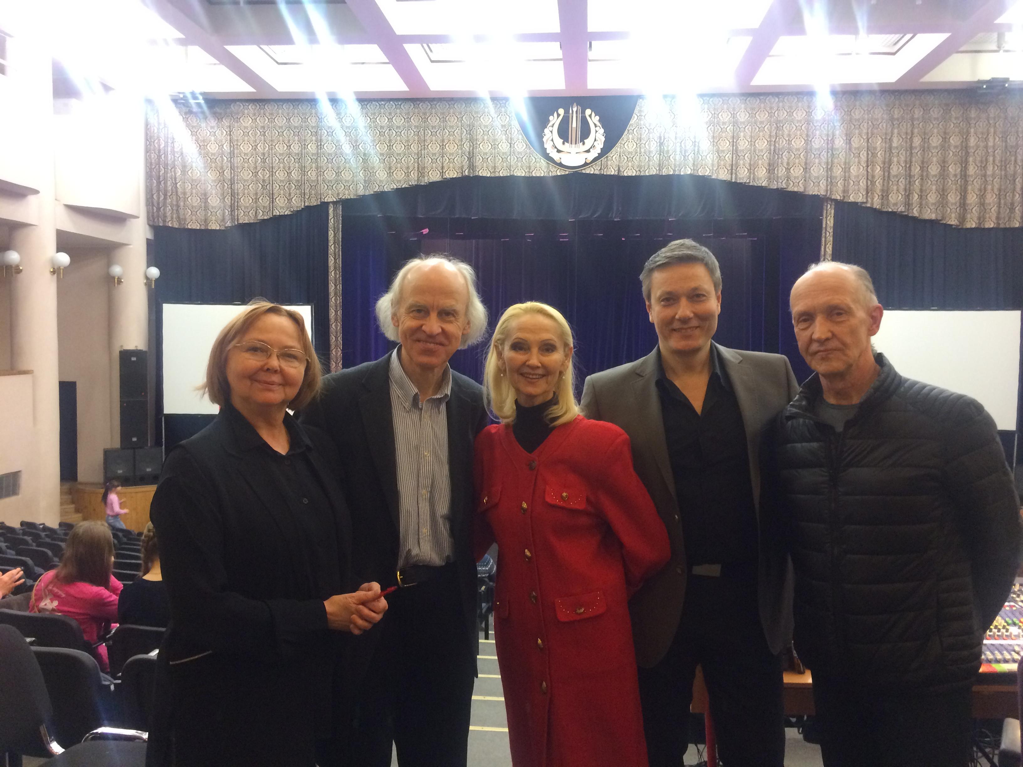 Жюри конкурса Москва собирает друзей
