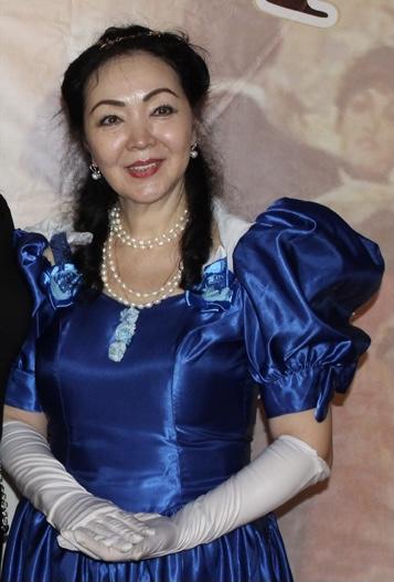 Сауле Беишевна Жукенова
