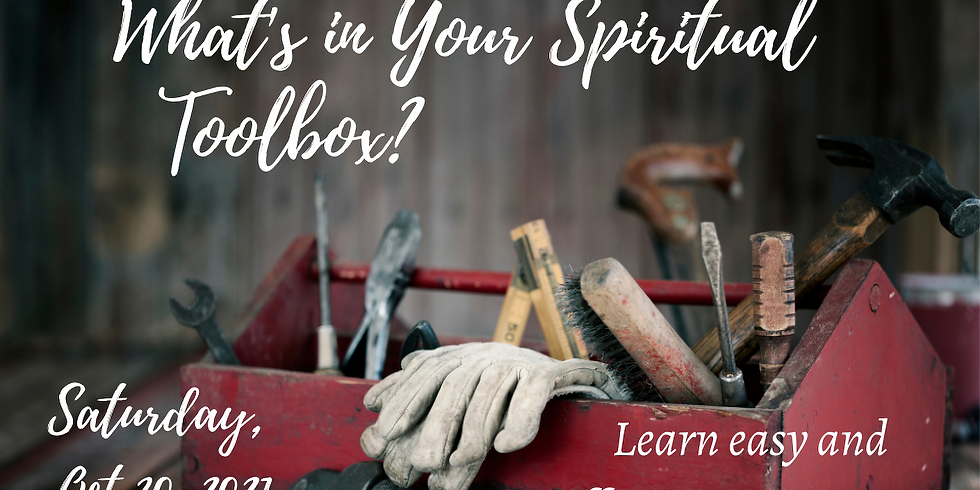 What's in Your Spiritual Toolbox?