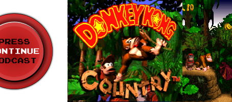 Episode 61 – Donkey Kong Country (SNES)
