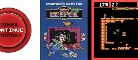 Episode 65 – Zoo Keeper (Arcade)