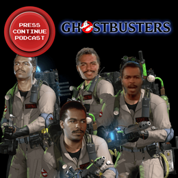 Ghostbusters (PS3,Xbox 360,Wii) - Press Continue Podcast E97
