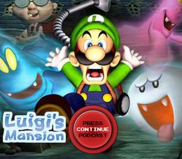 e91 Luigi's Mansion (GC)