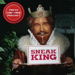 Sneak King (Xbox, Xbox 360) - Press Continue Podcast E98