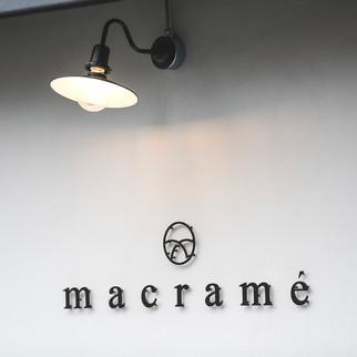 salon macrame