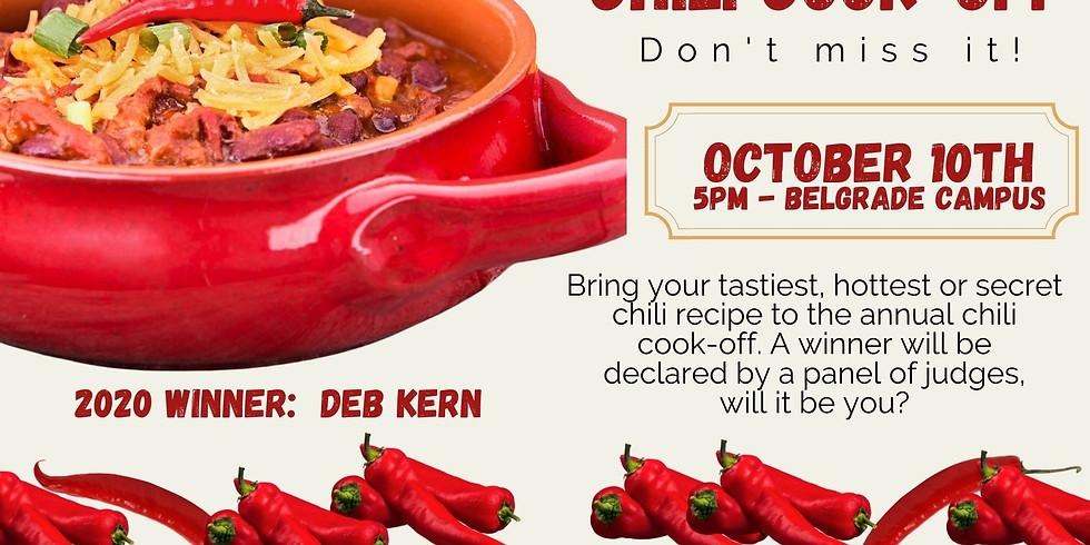 2021 Annual Chili Cook-Off