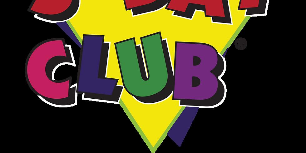 5 Day Bible Club - Belgrade
