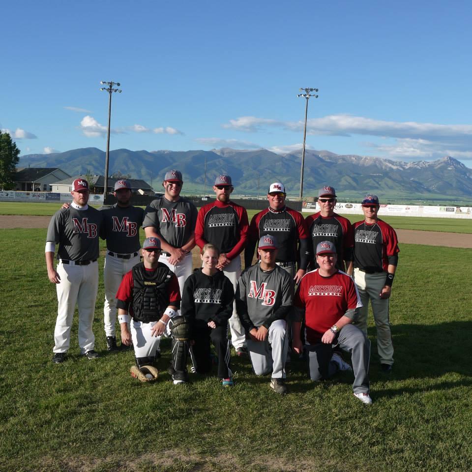 Mission Baseball Coaches