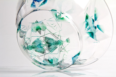 Acrylic vessel