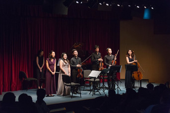 The Night Of Chamber Music - Sponsor By National Strings