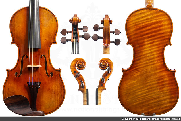 "Antonio Stradivari 1727 ""General Dupont· Grumiaux""杜龐將軍 復刻版"