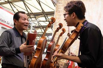 Music China中國 (上海) 國際樂器展覽會2018