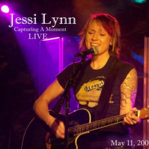 Capturing A Moment- Live CD