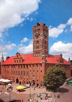 Town Hall in Torun
