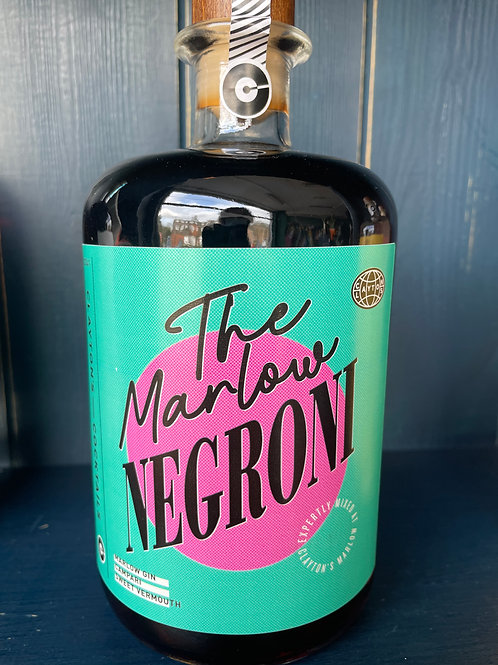 Clayton's Cocktails The Marlow Negroni