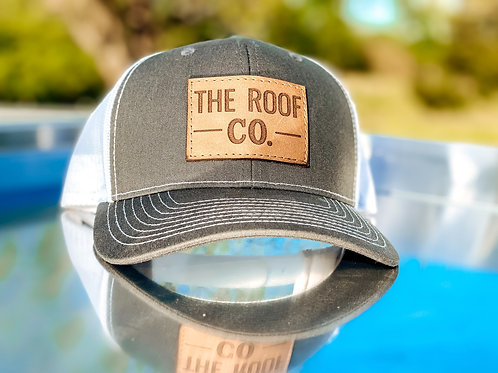 The Roof Co. Waco Hat - Leather Patch
