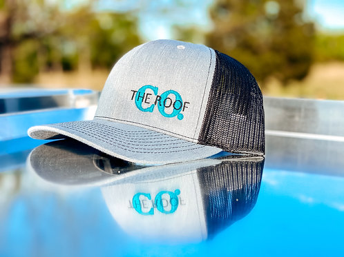 The Roof Co. Waco Hat - Left Panel