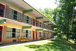 Annex designed by Wallace