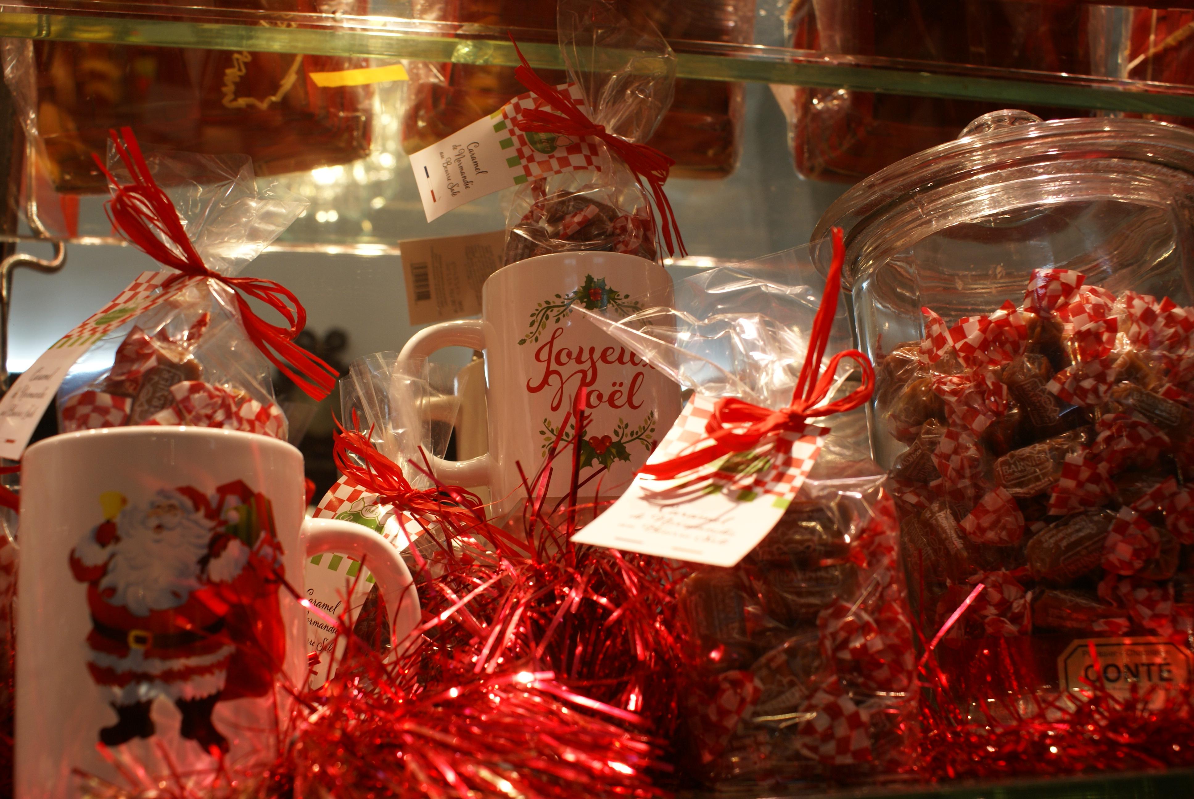 Paquet de Caramels