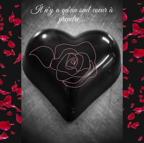 Coeur Praliné et noisette entière