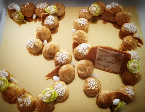 Number Choux 30