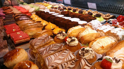 Demi-gâteaux