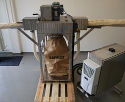 Filterreinigungsmaschine