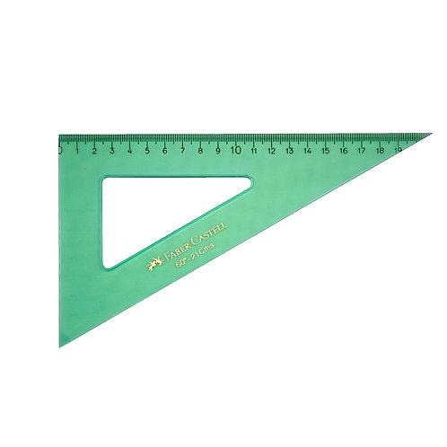 Escuadra 60º 21 cm