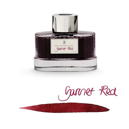 Frasco de Tinta 75 ml Rojo Burdeos