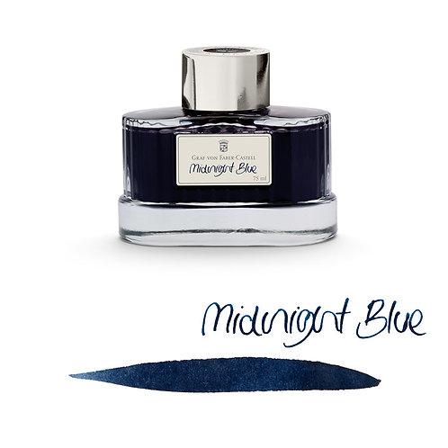 Frasco de tinta 75 ml Azul Media Noche