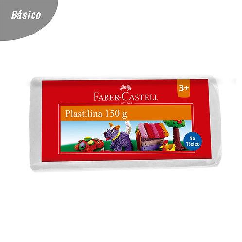 Plastilina Blanca 150 g